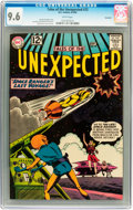 Silver Age (1956-1969):Science Fiction, Tales of the Unexpected #72 Savannah pedigree (DC, 1962) CGC NM+9.6 White pages....