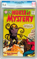 Silver Age (1956-1969):Horror, House of Mystery #130 Savannah pedigree (DC, 1963) CGC NM+ 9.6Off-white to white pages....