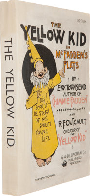 The Yellow Kid in McFadden's Flats #nn (G. W. Dillingham Co., 1897) Condition: Apparent FN+