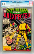 Silver Age (1956-1969):Science Fiction, Tales of the Unexpected #77 Savannah pedigree (DC, 1963) CGC NM+9.6 White pages....