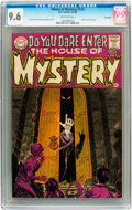 Silver Age (1956-1969):Horror, House of Mystery #174 Savannah pedigree (DC, 1968) CGC NM+ 9.6Off-white pages....