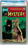 Bronze Age (1970-1979):Horror, House of Mystery #189 Savannah pedigree (DC, 1970) CGC NM+ 9.6White pages....