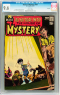 Bronze Age (1970-1979):Horror, House of Mystery #191 Savannah pedigree (DC, 1971) CGC NM+ 9.6White pages....