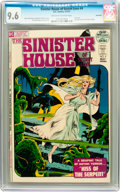 Bronze Age (1970-1979):Horror, Sinister House of Secret Love #4 Savannah pedigree (DC, 1972) CGCNM+ 9.6 Off-white to white pages....