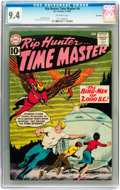 Silver Age (1956-1969):Science Fiction, Rip Hunter Time Master #4 Savannah pedigree (DC, 1961) CGC NM 9.4Off-white pages....