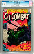 Silver Age (1956-1969):War, G.I. Combat #120 Savannah pedigree (DC, 1966) CGC NM+ 9.6 Cream to off-white pages....