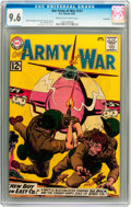 Silver Age (1956-1969):War, Our Army at War #121 Savannah pedigree (DC, 1962) CGC NM+ 9.6 Cream to off-white pages....