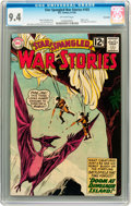 Silver Age (1956-1969):War, Star Spangled War Stories #103 Savannah pedigree (DC, 1962) CGC NM 9.4 Off-white pages....