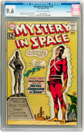 Silver Age (1956-1969):Science Fiction, Mystery in Space #79 Savannah pedigree (DC, 1962) CGC NM+ 9.6Off-white to white pages....