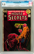 Bronze Age (1970-1979):Horror, House of Secrets #98 Savannah pedigree (DC, 1972) CGC NM/MT 9.8 Off-white to white pages....
