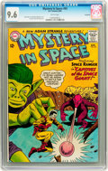 Silver Age (1956-1969):Science Fiction, Mystery in Space #93 Savannah pedigree (DC, 1964) CGC NM+ 9.6 Whitepages....