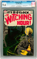 The Witching Hour #1 Savannah pedigree (DC, 1969) CGC NM+ 9.6 Off-white to white pages
