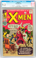 Silver Age (1956-1969):Superhero, X-Men #2 (Marvel, 1963) CGC NM- 9.2 Off-white pages....