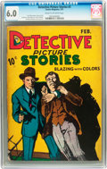 Platinum Age (1897-1937):Miscellaneous, Detective Picture Stories #3 (Comics Magazine, 1937) CGC FN 6.0 Cream to off-white pages....