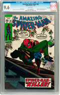 Bronze Age (1970-1979):Superhero, The Amazing Spider-Man #90 Twin Cities pedigree (Marvel, 1970) CGC NM+ 9.6 White pages....