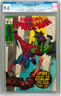 Bronze Age (1970-1979):Superhero, The Amazing Spider-Man #97 Twin Cities pedigree (Marvel, 1971) CGC NM+ 9.6 White pages....