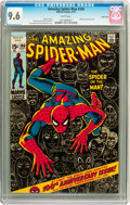 Bronze Age (1970-1979):Superhero, The Amazing Spider-Man #100 Twin Cities pedigree (Marvel, 1971) CGCNM+ 9.6 White pages....
