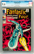 Silver Age (1956-1969):Superhero, Fantastic Four #72 Twin Cities pedigree (Marvel, 1968) CGC NM+ 9.6Off-white to white pages....