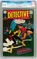 Silver Age (1956-1969):Superhero, Detective Comics #369 Twin Cities pedigree (DC, 1967) CGC NM+ 9.6Off-white to white pages....
