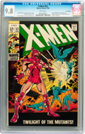Silver Age (1956-1969):Superhero, X-Men #52 Twin Cities pedigree (Marvel, 1969) CGC NM/MT 9.8 Whitepages....