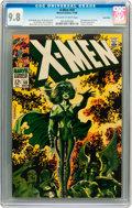 Silver Age (1956-1969):Superhero, X-Men #50 Twin Cities pedigree (Marvel, 1968) CGC NM/MT 9.8Off-white to white pages....