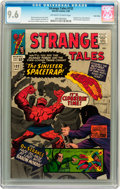 Silver Age (1956-1969):Superhero, Strange Tales #132 Twin Cities pedigree (Marvel, 1965) CGC NM+ 9.6Off-white to white pages....