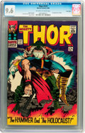 Silver Age (1956-1969):Superhero, Thor #127 Twin Cities pedigree (Marvel, 1966) CGC NM+ 9.6 Off-whiteto white pages....