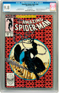 Modern Age (1980-Present):Superhero, The Amazing Spider-Man #300 Twin Cities pedigree (Marvel, 1988) CGCNM/MT 9.8 White pages....