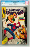 Silver Age (1956-1969):Superhero, The Amazing Spider-Man #57 Twin Cities pedigree (Marvel, 1968) CGC NM/MT 9.8 White pages....