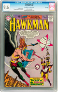 Silver Age (1956-1969):Superhero, Hawkman #2 Twin Cities pedigree (DC, 1964) CGC NM+ 9.6 Off-white towhite pages....