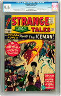 Silver Age (1956-1969):Superhero, Strange Tales #120 (Marvel, 1964) CGC NM+ 9.6 Off-white to white pages....