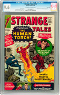 Silver Age (1956-1969):Superhero, Strange Tales #118 Twin Cities pedigree (Marvel, 1964) CGC NM+ 9.6Off-white to white pages....