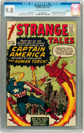 Silver Age (1956-1969):Superhero, Strange Tales #114 Twin Cities pedigree (Marvel, 1963) CGC NM/MT9.8 Off-white to white pages....