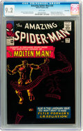 Silver Age (1956-1969):Superhero, The Amazing Spider-Man #28 Twin Cities pedigree (Marvel, 1965) CGCNM- 9.2 White pages....