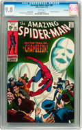 Bronze Age (1970-1979):Superhero, The Amazing Spider-Man #80 Twin Cities pedigree (Marvel, 1970) CGCNM/MT 9.8 White pages....