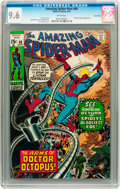 Bronze Age (1970-1979):Superhero, The Amazing Spider-Man #88 Twin Cities pedigree (Marvel, 1970) CGC NM+ 9.6 White pages....