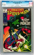 Silver Age (1956-1969):Superhero, The Amazing Spider-Man #78 Twin Cities pedigree (Marvel, 1969) CGC NM+ 9.6 White pages....