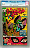 Bronze Age (1970-1979):Superhero, The Amazing Spider-Man #94 Twin Cities pedigree (Marvel, 1971) CGC NM+ 9.6 White pages....