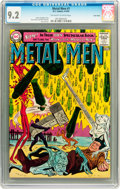 Silver Age (1956-1969):Superhero, Metal Men #1 Twin Cities pedigree (DC, 1963) CGC NM- 9.2 Off-white to white pages....