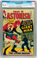 Silver Age (1956-1969):Superhero, Tales to Astonish #49 Twin Cities pedigree (Marvel, 1963) CGC NM+9.6 Off-white to white pages....