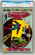 Bronze Age (1970-1979):Superhero, The Amazing Spider-Man #115 Twin Cities pedigree (Marvel, 1972) CGCNM/MT 9.8 White pages....