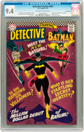 Silver Age (1956-1969):Superhero, Detective Comics #359 Twin Cities pedigree (DC, 1967) CGC NM 9.4Off-white to white pages....