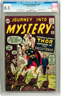 Silver Age (1956-1969):Superhero, Journey Into Mystery #84 Twin Cities pedigree (Marvel, 1962) CGCVF+ 8.5 Off-white to white pages....
