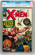 Silver Age (1956-1969):Superhero, X-Men #10 Twin Cities pedigree (Marvel, 1965) CGC NM+ 9.6 Off-whiteto white pages....
