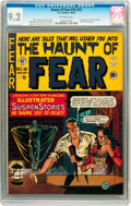 Golden Age (1938-1955):Horror, Haunt of Fear #16 (#2) (EC, 1950) CGC NM- 9.2 Off-white pages...