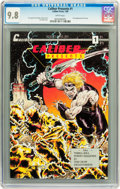 Modern Age (1980-Present):Superhero, Caliber Presents #1 (Caliber Press, 1989) CGC NM/MT 9.8 Whitepages....