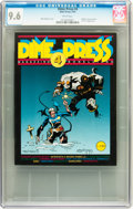 Modern Age (1980-Present):Superhero, Dime Press #4 (Dime Press, 1993) CGC NM+ 9.6 White pages....