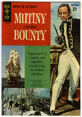 Silver Age (1956-1969):Adventure, Movie Comics - Mutiny on the Bounty - File Copy (Gold Key, 1963) Condition: NM....
