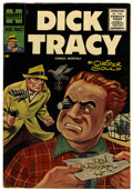 Silver Age (1956-1969):Adventure, Dick Tracy Comics Monthly #99 File Copy (Harvey, 1956) Condition: VF....