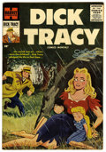 Silver Age (1956-1969):Adventure, Dick Tracy Comics Monthly #104 File Copy (Harvey, 1956) Condition: VF/NM....